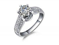 铂金钻石戒指怎么回收
