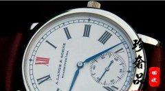 北京二手朗格302.025手表一般回收价格多钱哪里价格高