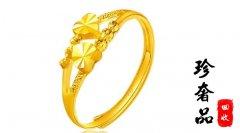 自己买的黄金首饰回收价格大概能卖多少钱