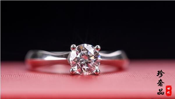 北京六福珠宝钻戒回收一般能卖原价的几折?