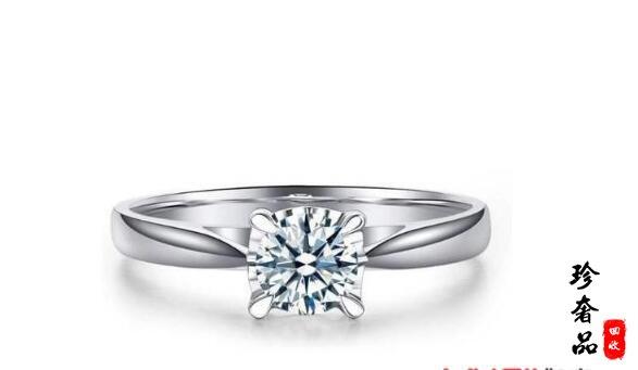 济南钻石回收跟原价差多少?二手钻石戒指回收多少钱?