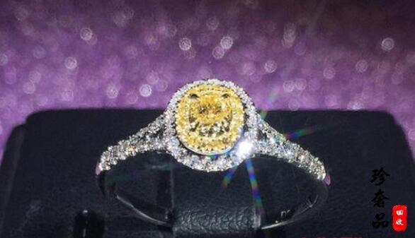 济南哪里能回收彩钻?彩钻和白钻哪个回收价格高?