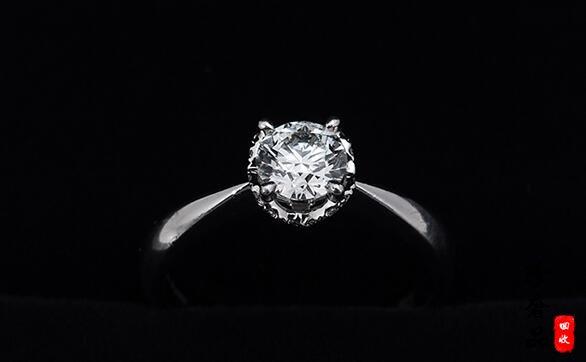济南谢瑞麟钻石回收的话一般能值多少钱?