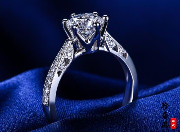 济南二手佐卡伊钻石戒指回收价格如何
