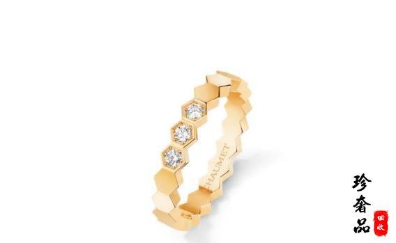 济南二手18k黄金钻戒回收到底能卖多少钱