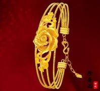 济南3d黄金首饰回收价格一般卖多少钱