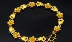 济南金六福旧黄金回收价格应该怎么算