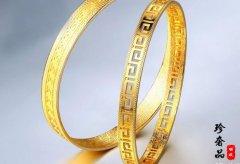济南旧黄金首饰回收价格现在能有多少钱
