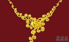 二手黄金转运珠手链一般几个珠更好