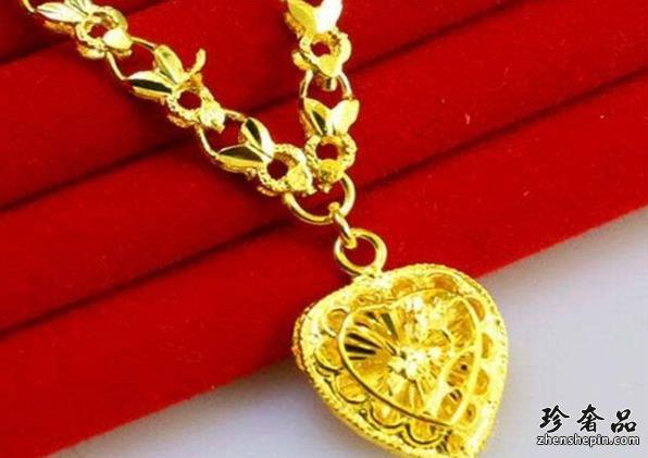 济南街边卖的黄金首饰纯度有多高