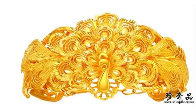 济南二手黄金饰品的回收价格能有多少钱