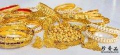 枣庄市中一克旧黄金今天价格回收多少钱?2021年4月13日黄金价格表